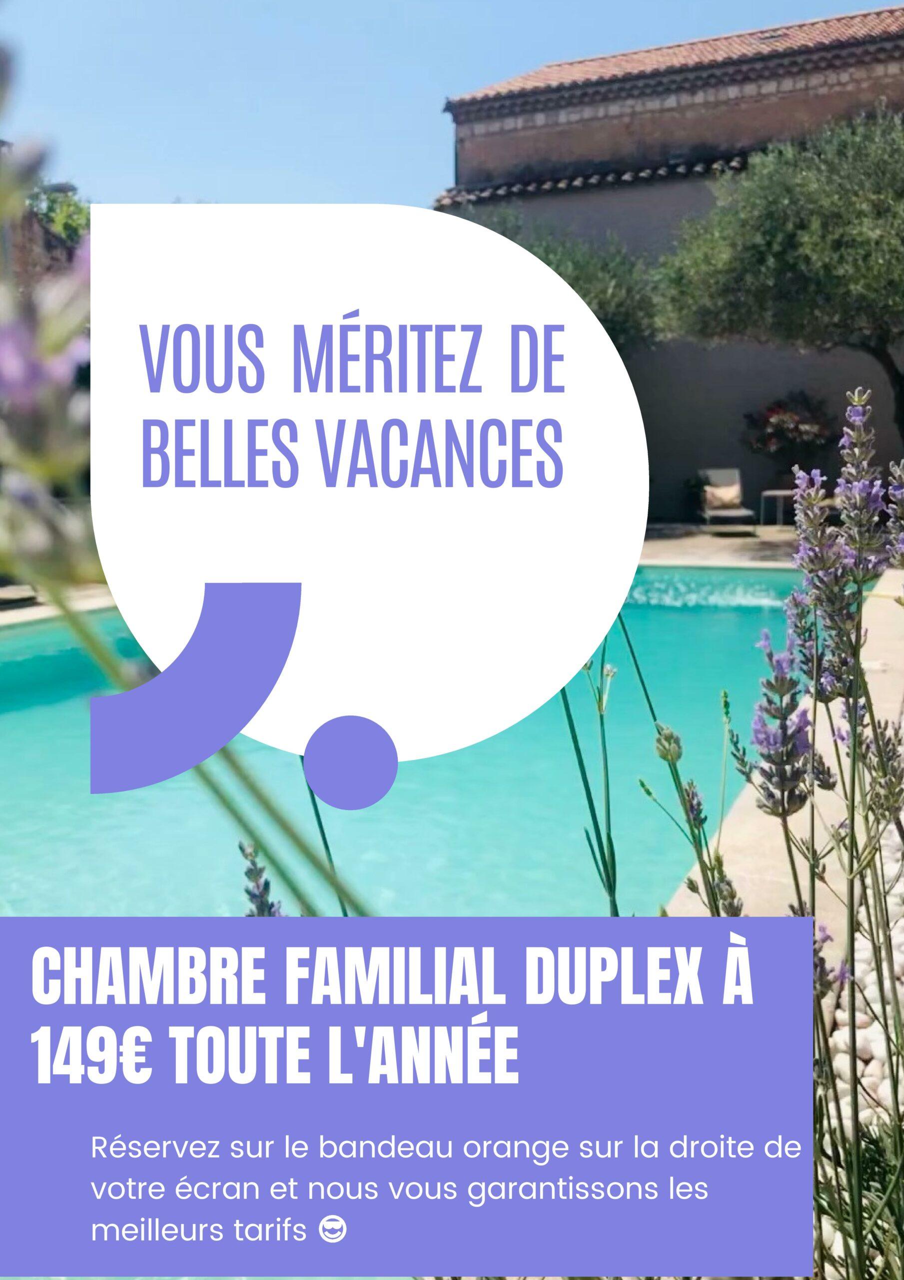 Vous méritez de belles vacances en Provence. Affiche.